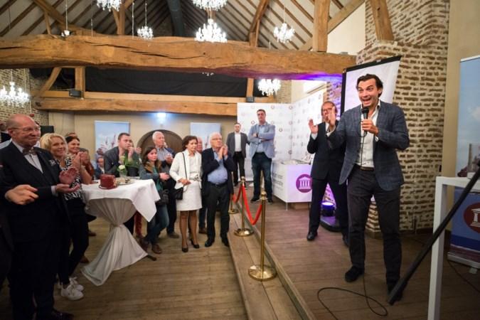 Forum voor Democratie in Limburg verbrokkelt, nu Thierry Baudet partijleider blijft