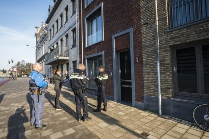 'Spookwoningen' met illegale bewoning in centrum van Sittard