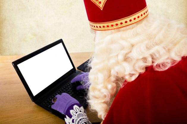 Sinterklaas doet dit jaar minder goede zaken en koopt vooral online