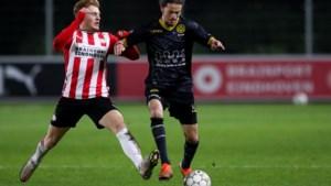 Roda JC weet opnieuw niet te winnen van Jong PSV