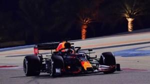 Verstappen de snelste bij derde training in Bahrein