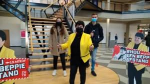 Coronaliedje #HoueenBeppieafstand moet studenten van Zuyd Hogeschool wijzen op anderhalve meter