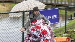 Radeloze Sven staakt actie in Roermond na aanhouding