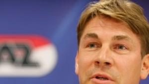 AZ-directeur Max Huiberts had geen zin in een 'lulverhaal' van Feyenoord over Arne Slot