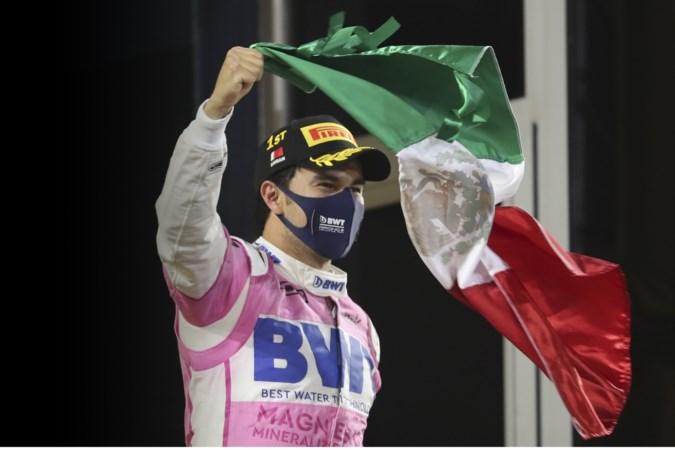 Oproep aan team Max Verstappen: haal Sergio Pérez binnen bij Red Bull