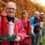 Kasteelbuurt Limbricht zamelt ook dit jaar weer massaal boodschappen in voor de Èngele van Zitterd-Gelaen