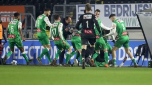 FC Dordrecht duwt MVV naar de laatste plaats in de eerste divisie