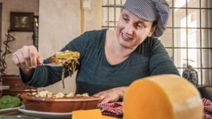 Bon Appétit: Eten wat de pot schaft in Arcens huiskamerrestaurant, vandaag pompoenlasagne met spinazie