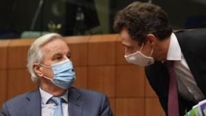 Europese Commissie sluit 'brexitonderhandelingen' na 1 januari niet uit