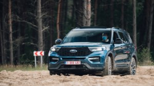 'Green Card' voor kolossale Ford Explorer