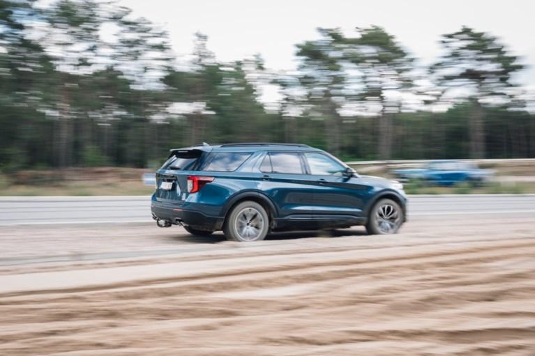 'Green Card' voor kolossale Ford Explorer
