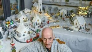 Sjaak Hendriks (60) uit Kerkrade maakt kerststallen om bezig te blijven: 'De truc om te maken is om goed op te letten'