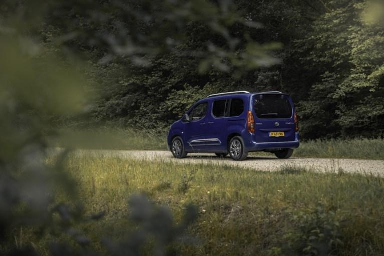 Het MPV-alternatief: Toyota ProAce Verso City