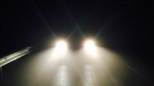 Verkeer gewaarschuwd: slecht zicht door plaatselijk dichte mist