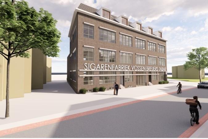 Architect redt oude sigarenfabriek in Tegelen voor de grijpers van de sloopmachine