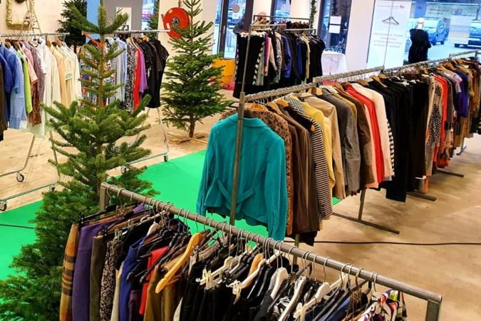 Dress for Success opent tijdelijke pop-upwinkel met feestkleding