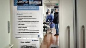 Limburgse ziekenhuizen bezorgd over tientallen nieuwe corona-opnames