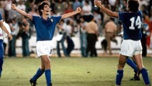 Italiaanse WK-held Paolo Rossi (64) overleden