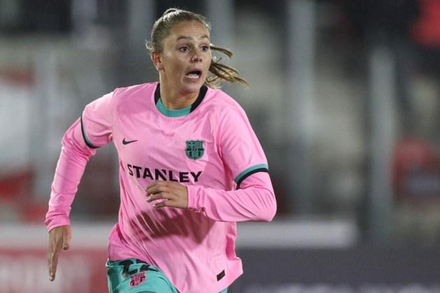 Lieke Martens genomineerd voor het FIFA-wereldelftal