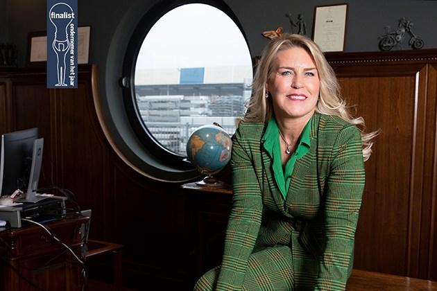 Dorrie Eilers bouwt met haar bedrijf nu XL-teststraten in plaats van festivaltenten