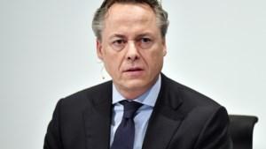 De eerste topman van een grote bank in Europa die wordt vervolgd voor witwassen