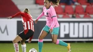 Lieke Martens en co sparen PSV bij debuut