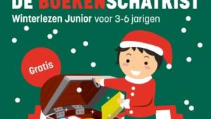 Winterlezen Junior: voorlees-halfuurtje voor kleuters in bieb