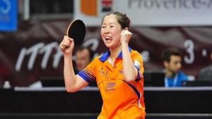 Voormalig Heerlen-tafeltennisster Li Jie beëindigt haar carrière: definitief geen Olympische Spelen