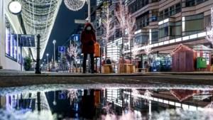 'Merkel en regionale leiders overleggen over sluiting winkels in Duitsland'