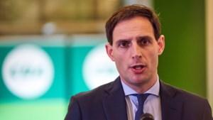 Nieuwe lijsttrekker Wopke Hoekstra : het CDA moet meer dan dertig zetels halen