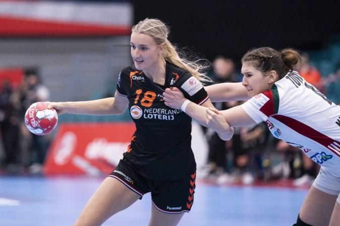 Kelly Dulfer verwacht 'vechtwedstrijd' tegen Duitsland op EK handbal: 'Zij weten ook veel van ons'