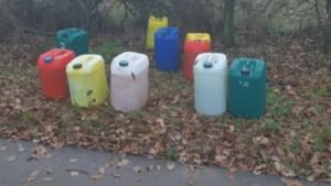 Vaten aangetroffen met drugsafval in Middelaar: 'Enorm schadelijk voor het milieu'