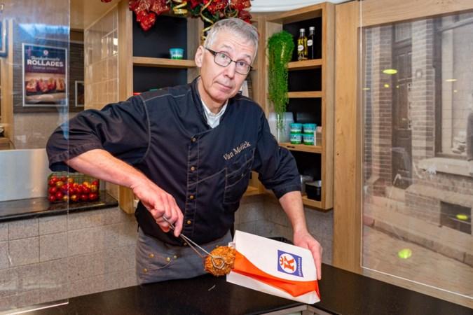 Math (62) uit Hoensbroek viert zijn 40-jarig slagersjubileum: 'Het is een fantastisch vak'