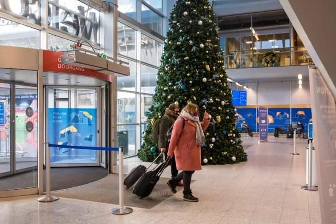 Flying home for Christmas... het wordt steeds stiller op Eindhoven Airport