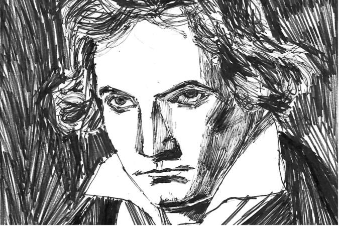 250ste 'verjaardag' Ludwig van Beethoven: brief aan een virtuoze componist uit Duitsland