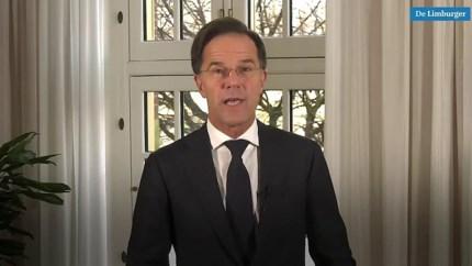 Rutte en leiders België en Noordrijn-Westfalen: blijf thuis