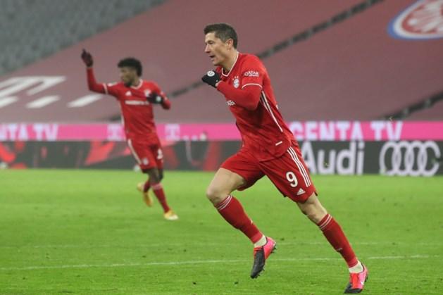 Pool Robert Lewandowski FIFA-wereldvoetballer van het jaar