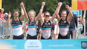 Triatleten Ferro Mosae balen dat ze niet hebben kunnen laten zien eretitel waard te zijn