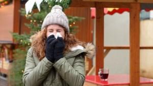 Zacht winterweer: met hooikoorts aan het kerstdiner