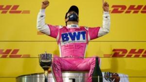 Sergio Pérez definitief teamgenoot Verstappen bij Red Bull Racing