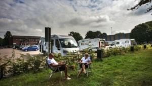 Camperstandplaats in Sittard per direct gesloten uit vrees voor overlast