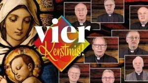 Nederlandse bisschoppen in video: vier thuis kerst