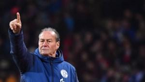 Huub Stevens voor vierde keer trainer van Schalke 04
