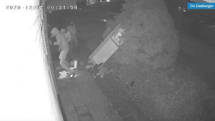 Video: Nieuw dieptepunt in gewelddadige brandbomzaak Heerlen: woning geplunderd en vernield