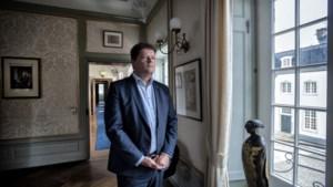 Burgemeester Harry Leunessen van Vaals spreekt inwoners digitaal toe op nieuwjaarsdag