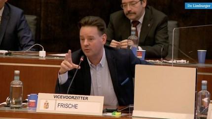 Video: Statenvoorzitter Geert Frische maakt VVD'er uit voor eikel