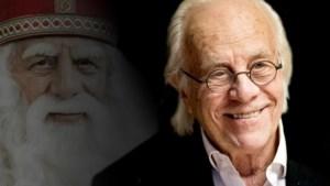 Acteur Bram van der Vlugt alias 'de' Sinterklaas (86) overleden