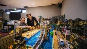 Steins koppel verkoopt bedrijf na 37 jaar en bouwt nu eigen legomuseum in België
