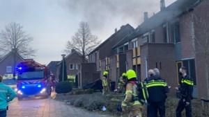 Woningbrand in Grubbenvorst, politie vermoedt brandstichting
