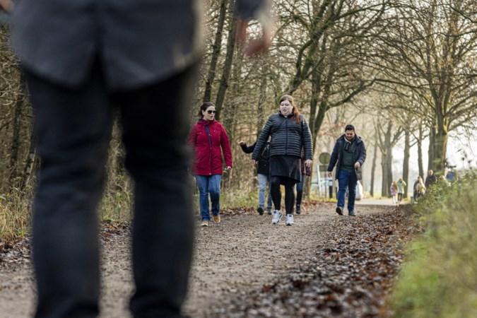 Limburgse natuur een populair uitje tijdens de lockdown: 'Het bos kunnen ze moeilijk op slot doen'